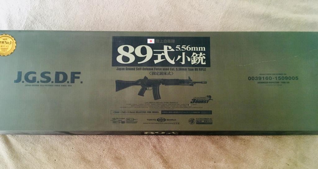 TOKYO MARUI - HOWA TYPE 89 J.G.S.D.F - AEG  Img_e183