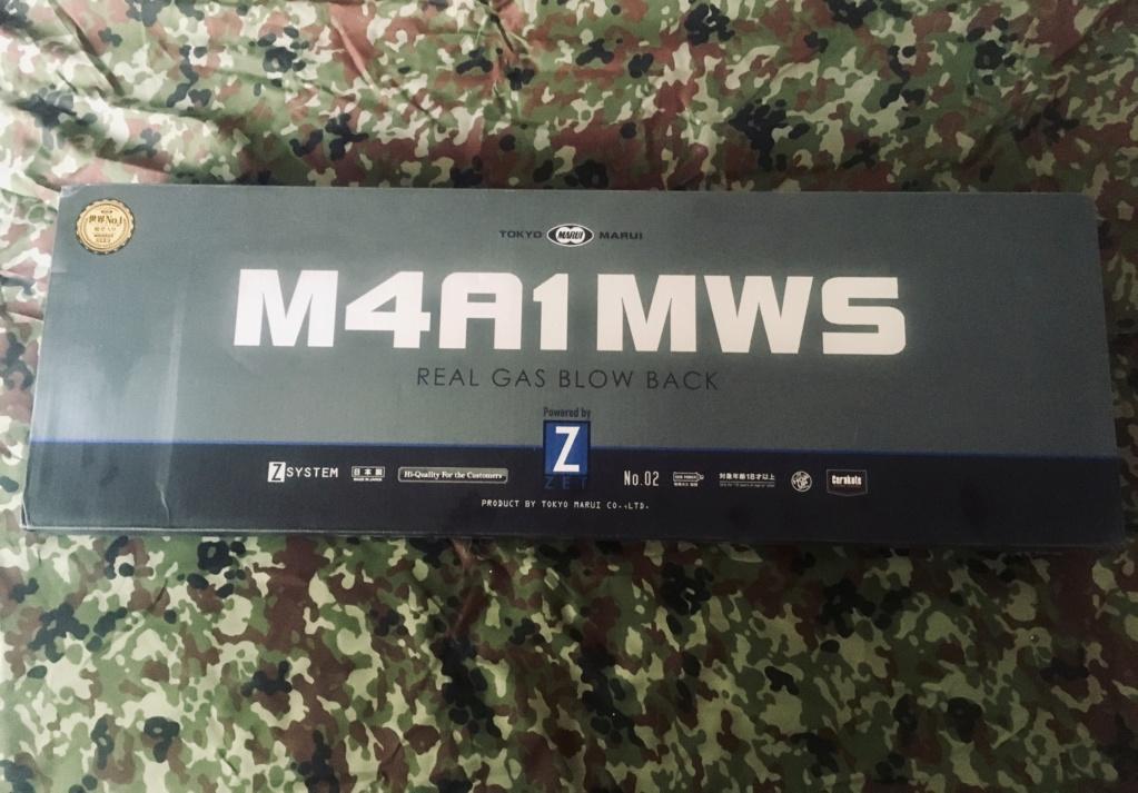 TOKYO MARUI - M4A1 MWS ZET SYSTEM - GBBR Img_e212