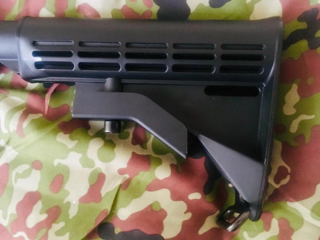TOKYO MARUI - M4A1 MWS ZET SYSTEM - GBBR Img_e214