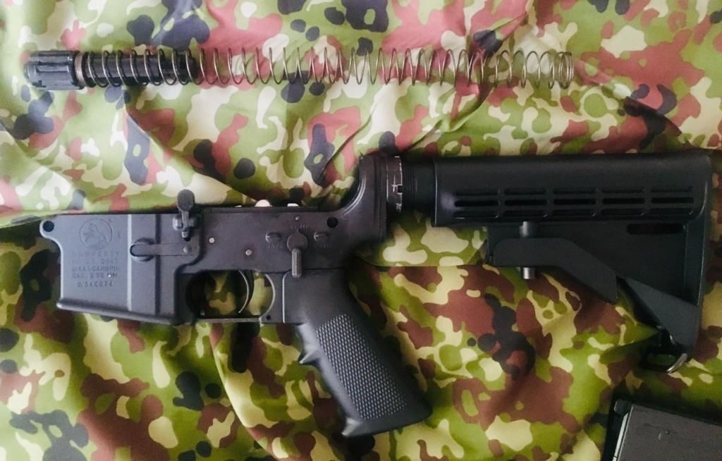 TOKYO MARUI - M4A1 MWS ZET SYSTEM - GBBR Img_e215