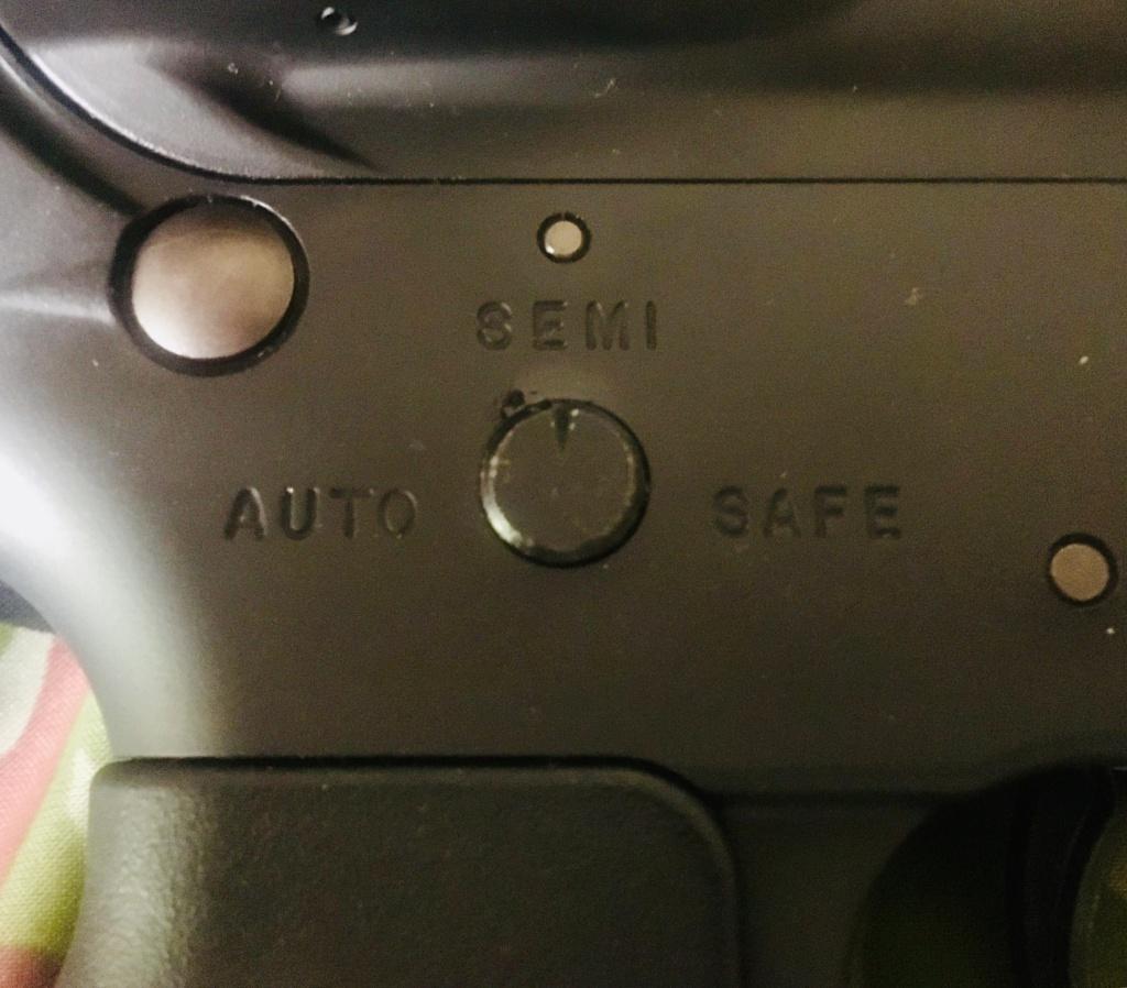 TOKYO MARUI - M4A1 MWS ZET SYSTEM - GBBR Img_e219