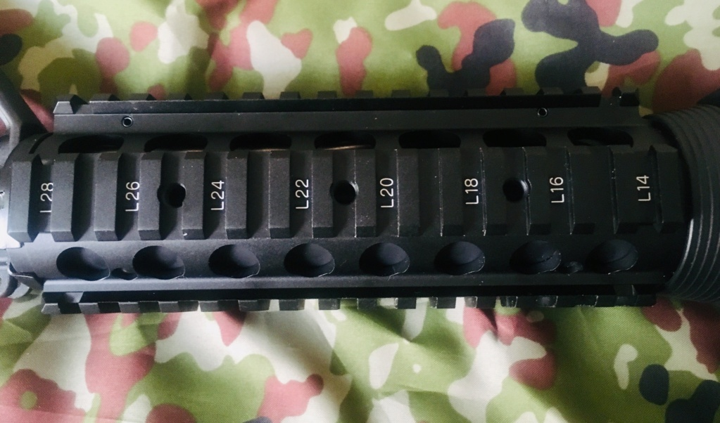 TOKYO MARUI - M4A1 MWS ZET SYSTEM - GBBR Img_e229