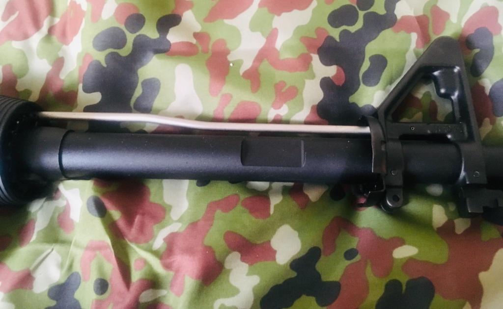 TOKYO MARUI - M4A1 MWS ZET SYSTEM - GBBR Img_e230