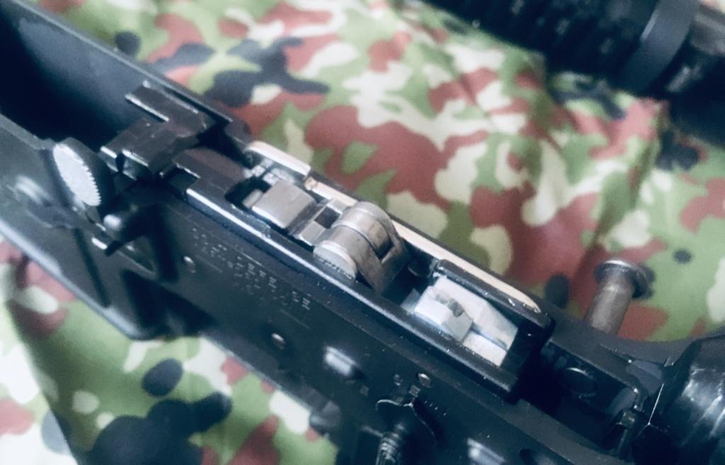 TOKYO MARUI - M4A1 MWS ZET SYSTEM - GBBR Img_e241
