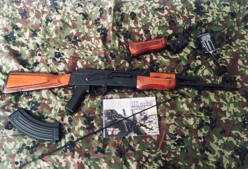 G&G ARMAMENT (GuayGuay) - AKM - AEG Img_e325