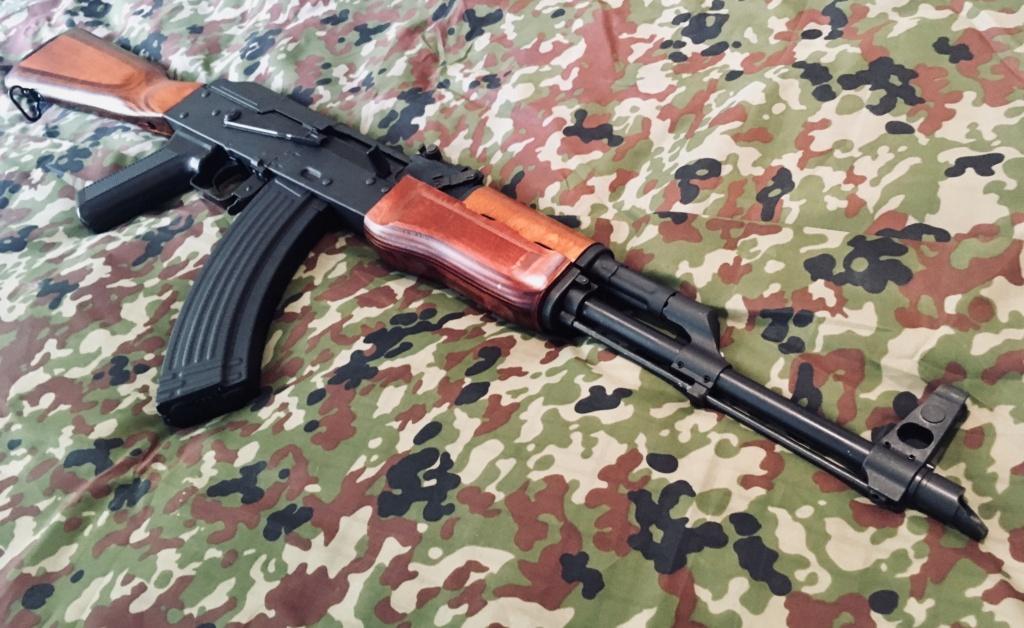 G&G ARMAMENT (GuayGuay) - AKM - AEG Img_e329