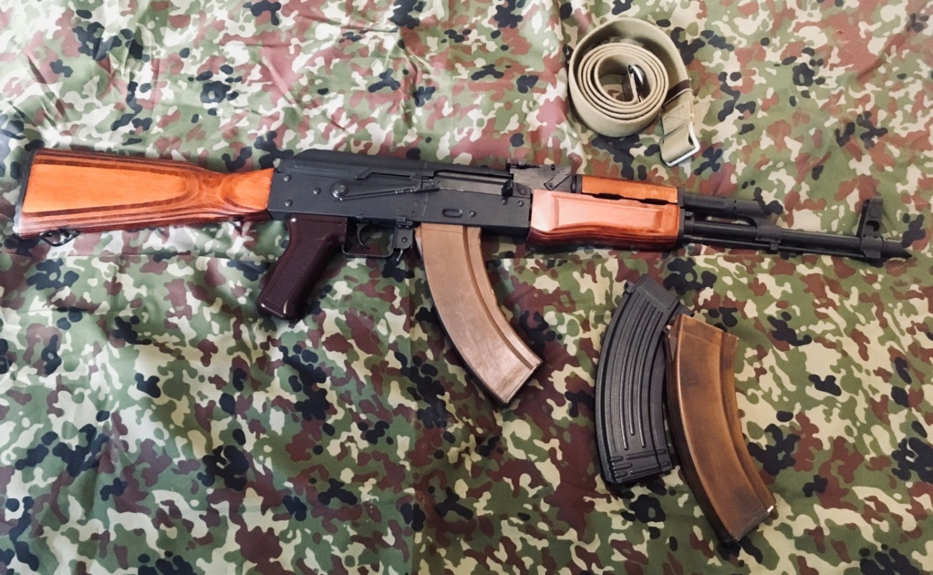 G&G ARMAMENT (GuayGuay) - AKM - AEG Img_e356