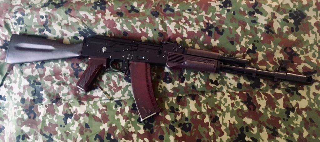 VFC - AK74 - OLDIE...BUT GOODIE! - AEG Img_e359