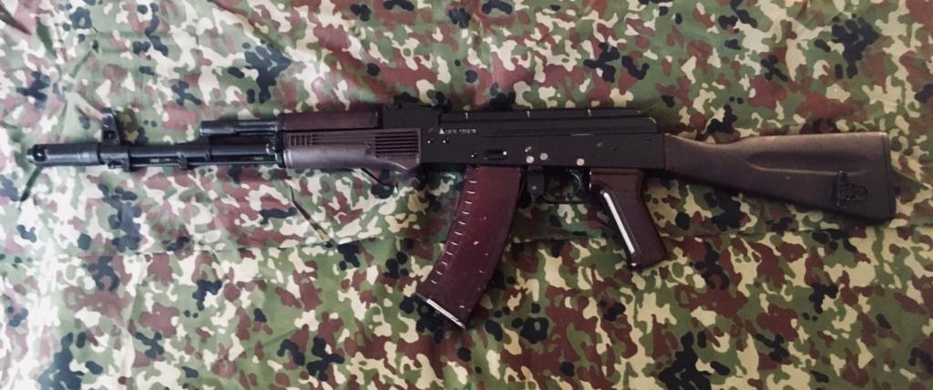 VFC - AK74 - OLDIE...BUT GOODIE! - AEG Img_e360