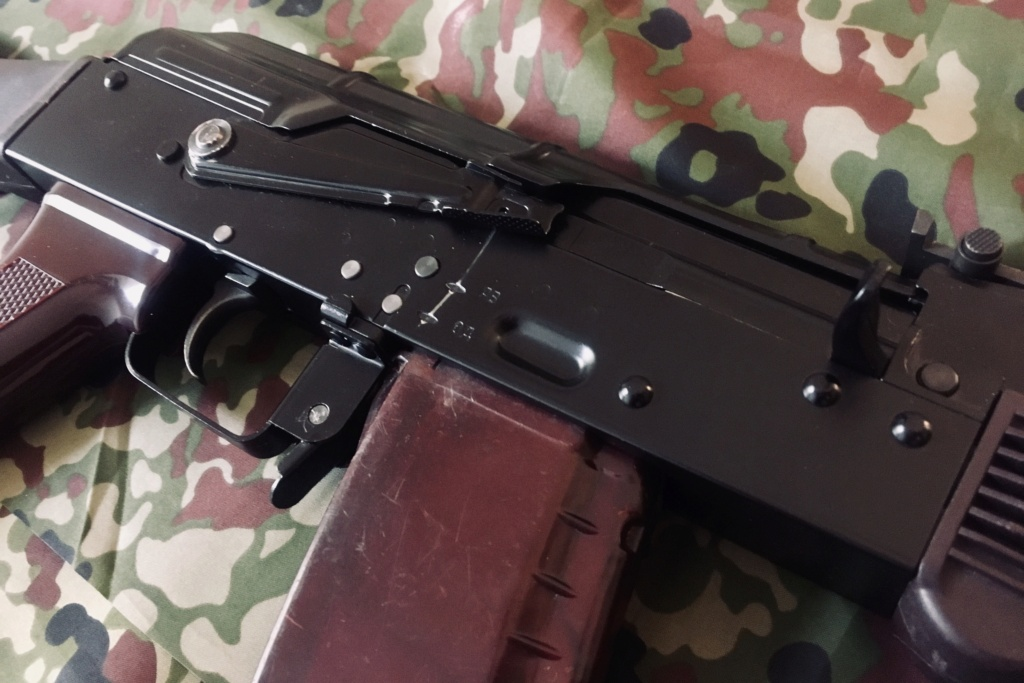 VFC - AK74 - OLDIE...BUT GOODIE! - AEG Img_e361