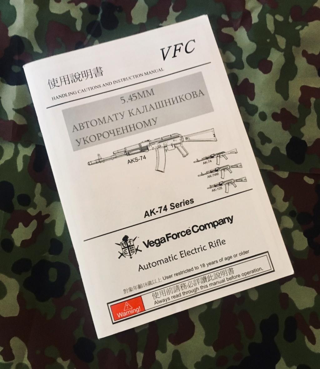 VFC - AK74 - OLDIE...BUT GOODIE! - AEG Img_e369