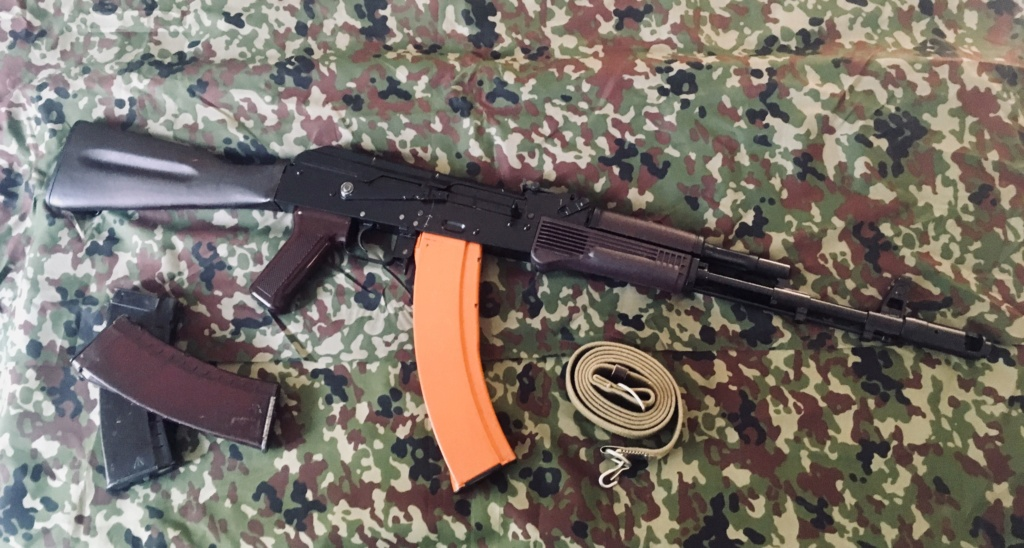 VFC - AK74 - OLDIE...BUT GOODIE! - AEG Img_e388