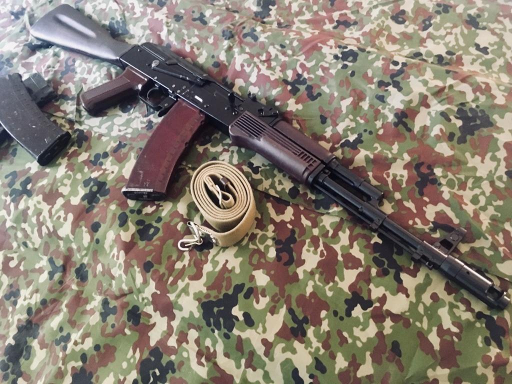 VFC - AK74 - OLDIE...BUT GOODIE! - AEG Img_e391