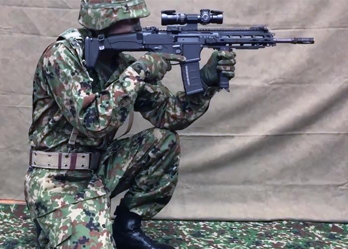 TOKYO MARUI - HOWA TYPE 89 J.G.S.D.F - AEG  Jgsdf_10