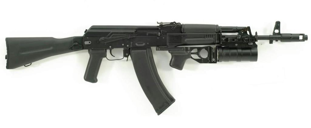 E&L AK74M GEN 2 PLATINUM EDITION AEG Kalash10