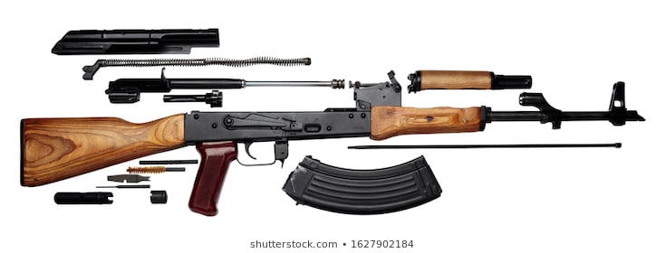 ARES/TOLMAR VZ58 (VERSION 2018) - Et non, ce n'est pas un AK! - EDIT du 18/08/2020 Kalash11