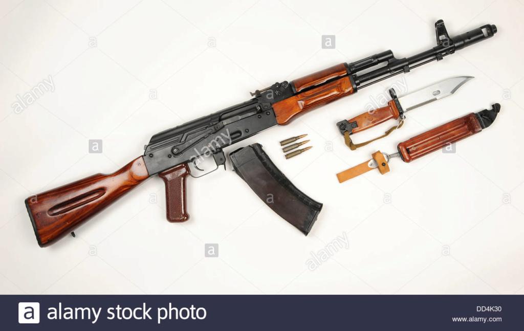 E&L AK74N GEN 2 PLATINUM EDITION AEG Le-fus10