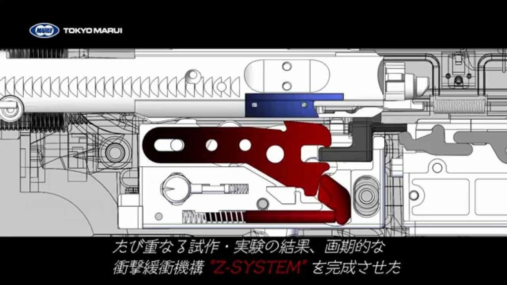 TOKYO MARUI - M4A1 MWS ZET SYSTEM - GBBR Maxres14