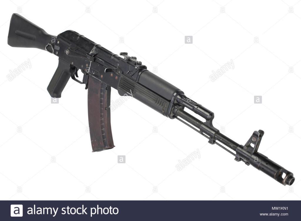 E&L AK74M GEN 2 PLATINUM EDITION AEG Modern10