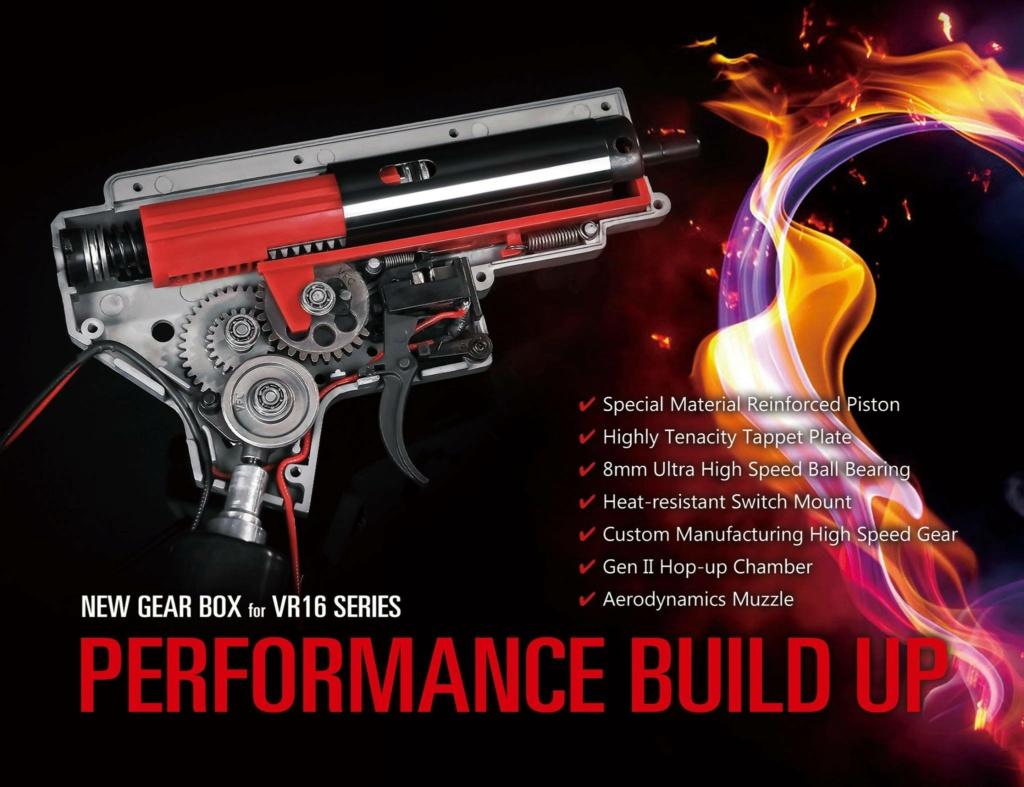 VFC MOD VR16 FIGHTER CQB MK2 Produc10