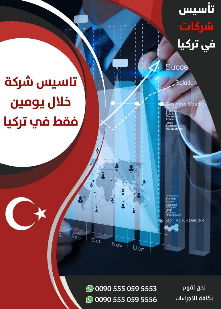 أسس شركة في تركيا وانت في مصر Img-2013
