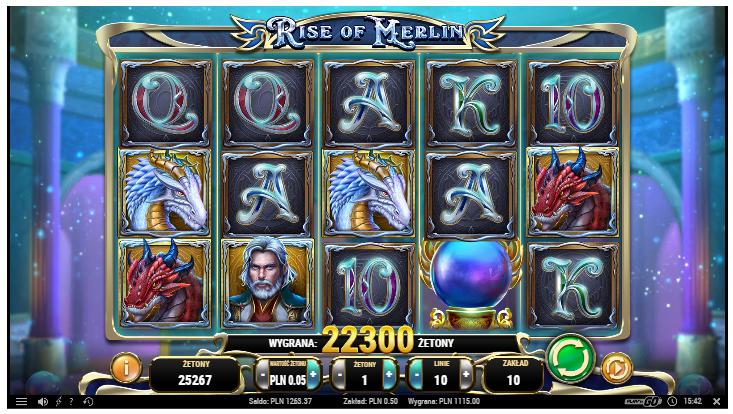 Screenshoty naszych wygranych (minimum 200zł - 50 euro) - kasyno - Page 10 Betson10