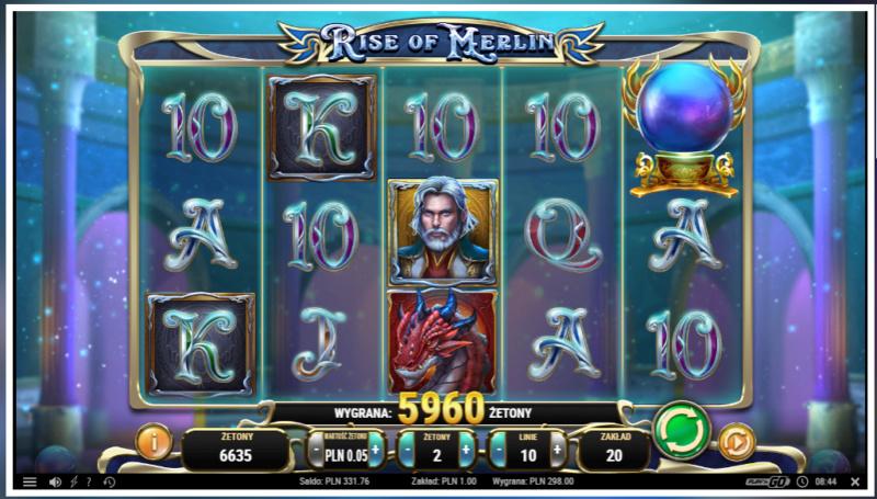 Screenshoty naszych wygranych (minimum 200zł - 50 euro) - kasyno - Page 43 Betsss10