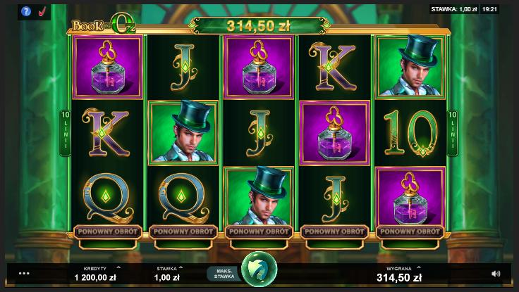 Screenshoty naszych wygranych (minimum 200zł - 50 euro) - kasyno - Page 8 Bookof10