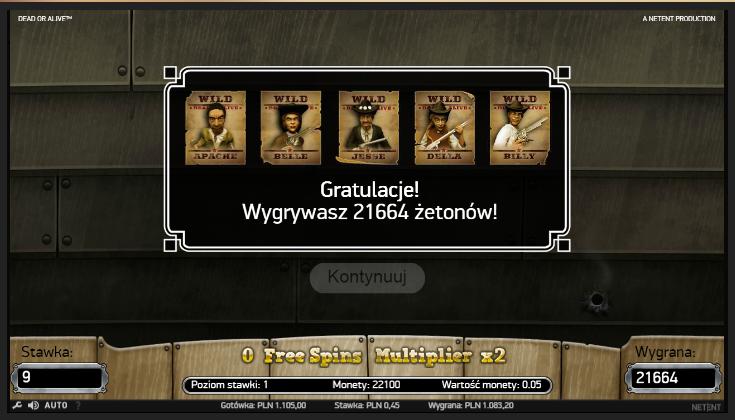 Screenshoty naszych wygranych (minimum 200zł - 50 euro) - kasyno - Page 8 Doa110