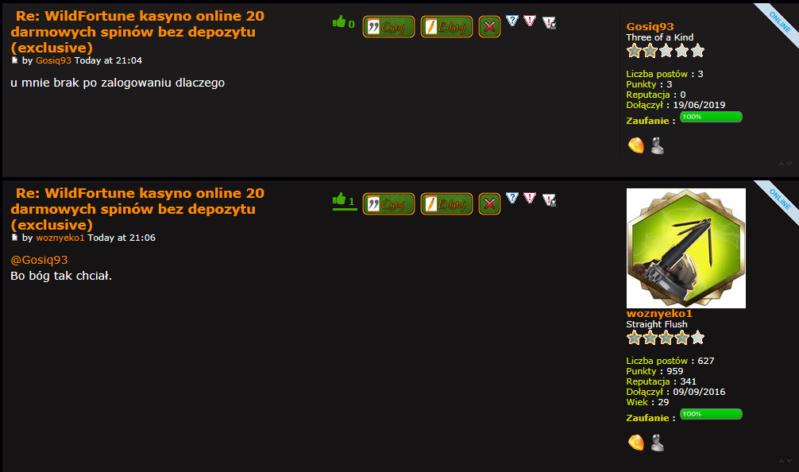 Śmieszne teksty na forum Fun10