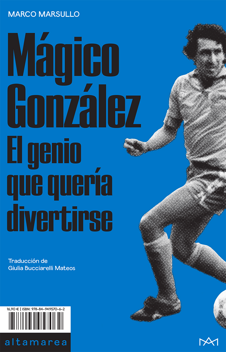 Mágico González 97884910