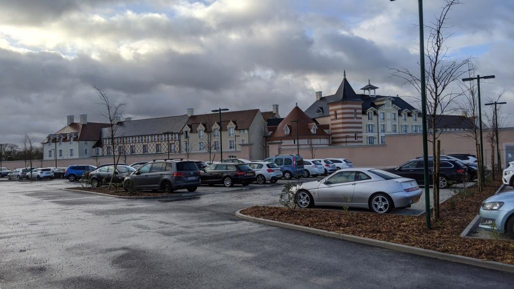 Apparthotel Staycity Marne la Vallée Img_2032