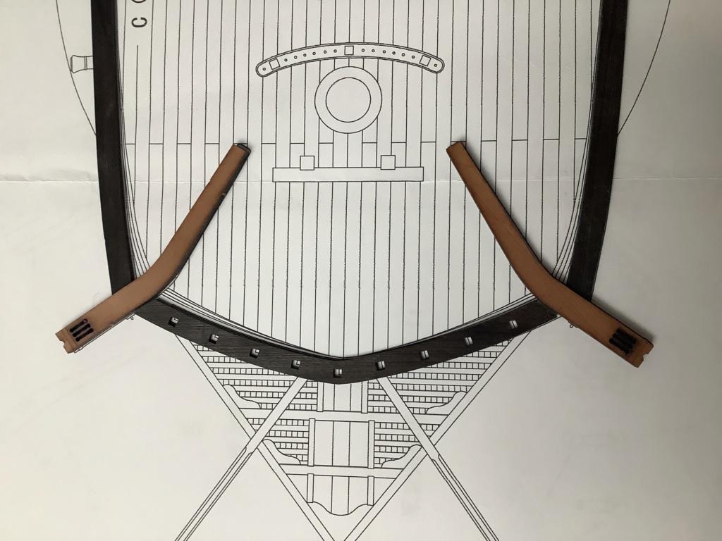 Le Bonhomme Richard au 1/48e Kit de ZHL model - Page 7 4a137410