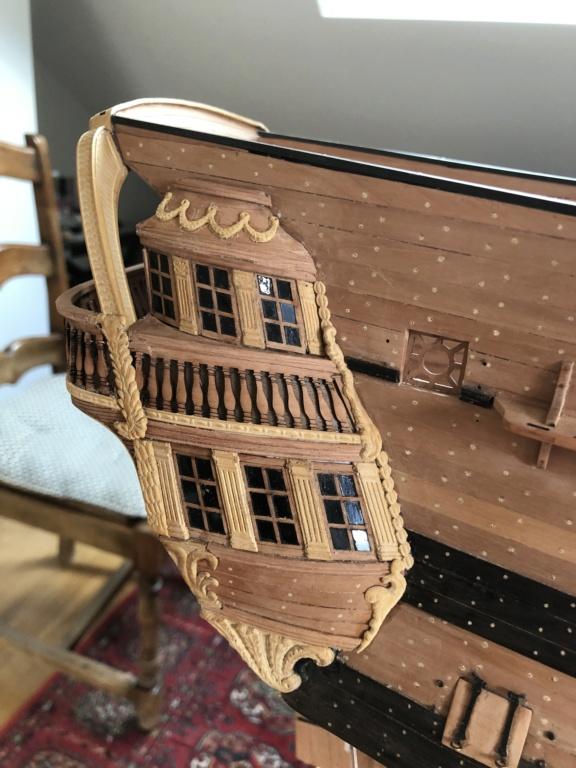 Le Bonhomme Richard au 1/48e Kit de ZHL model - Page 15 946d3a10