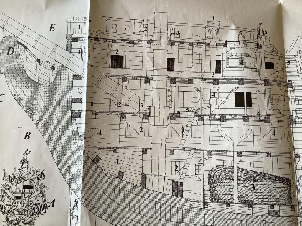 HMS Pegasus 1776 (Amati 1/64°) par Clément Lenoir - Page 7 Bc7d3510