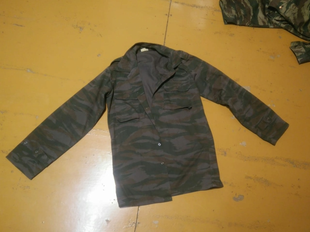 WANTED: FAPLA/MPLA uniform items, Angolan militaria, Zaire Leopard print A12