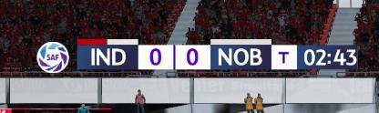 Scoreboard Superliga Argentina 2019/20 2020-010