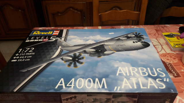 LE GEANT  AIRBUS A 400 M 20200215