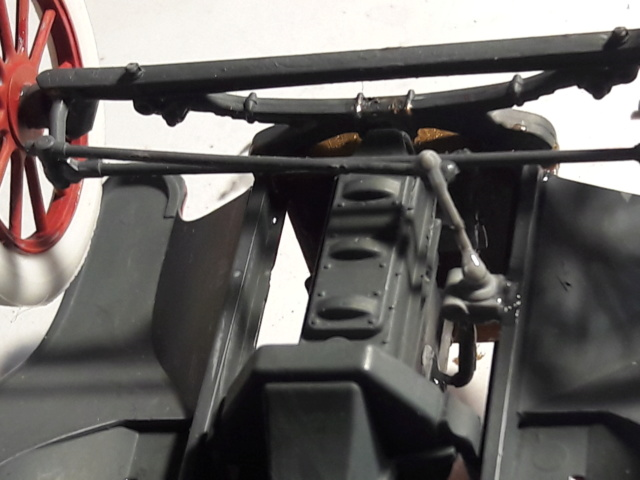 FIRE TRUCK FORD modèle T 20200477
