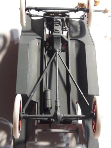 FIRE TRUCK FORD modèle T 20200478