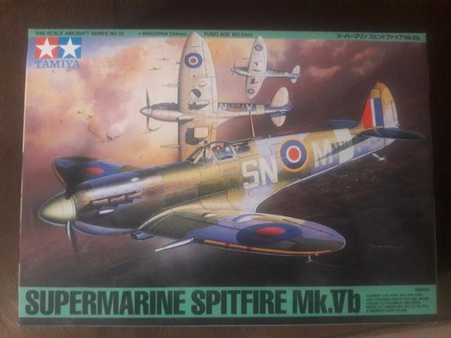 découverte... Spitfire 1A Heller de 19....?... .  - Page 3 20200528
