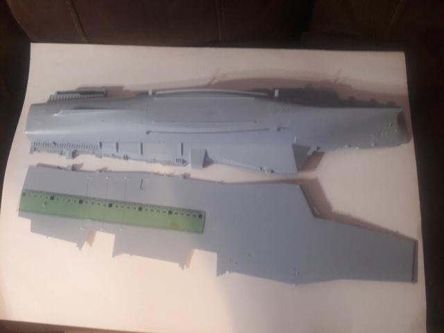 Le  porte avions CHARLES DE GAULLE 20200532