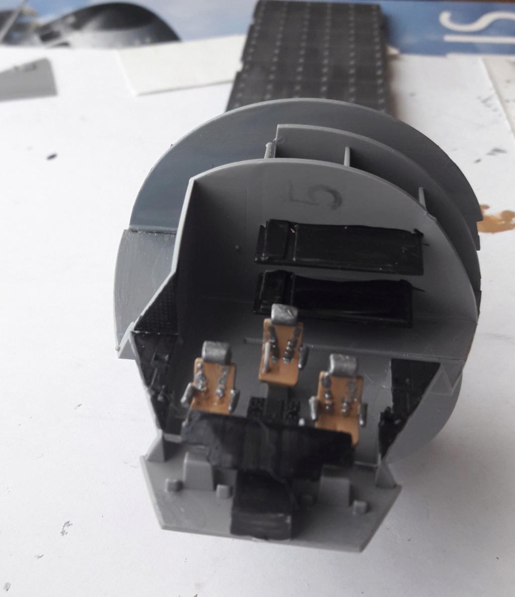 LE GEANT  AIRBUS A 400 M Cokpit10
