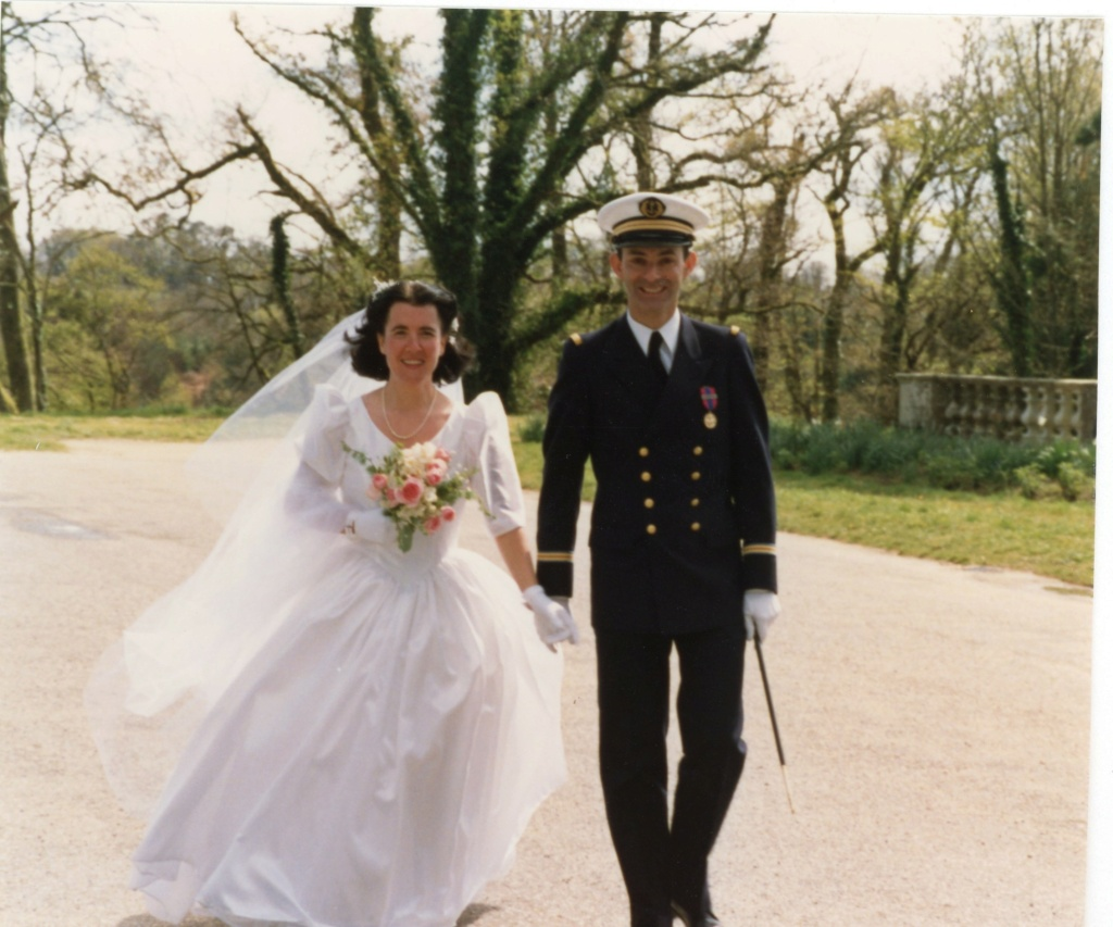 [Les traditions dans la Marine] Mariage en tenue - Page 6 Img20210