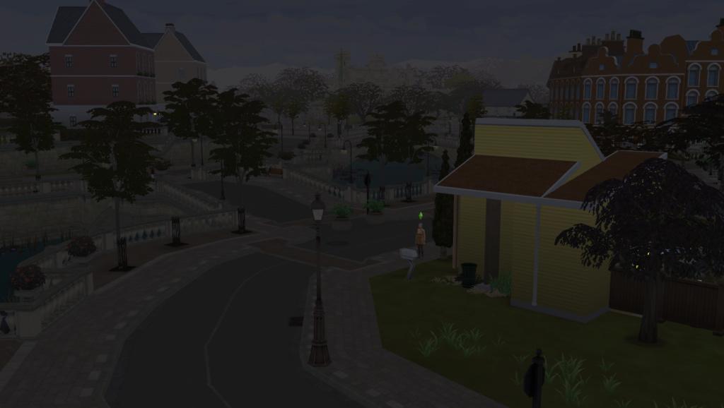 Street lights not working 03-09-10