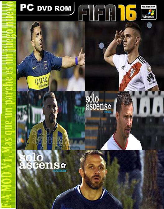 FA-MOD V1 Nicoelcrack08 FIFA 16 Portad10