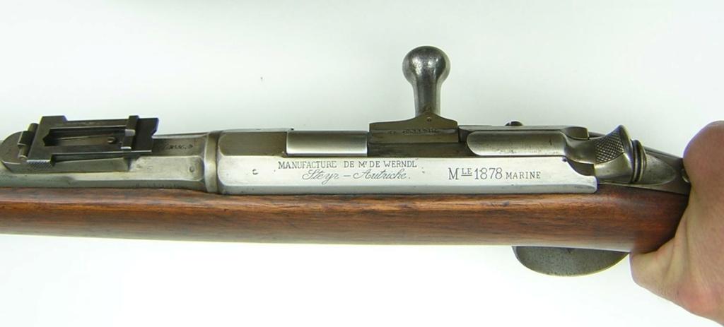 KROPATSCHEK Mle 1878  2eme Type Fr_de_17