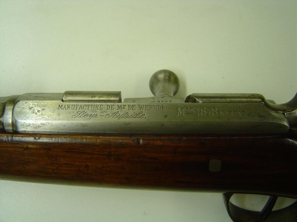 KROPATSCHEK Mle 1878  2eme Type Fr_de_18