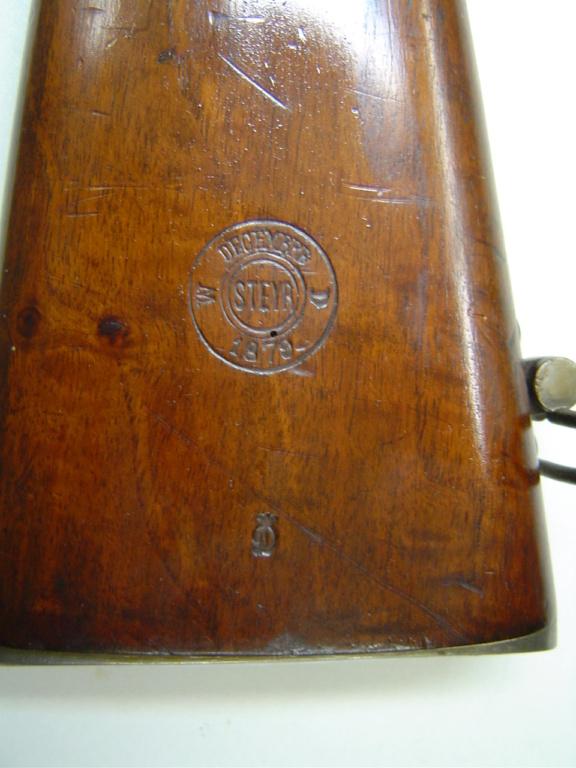 KROPATSCHEK Mle 1878  2eme Type Fr_de_22