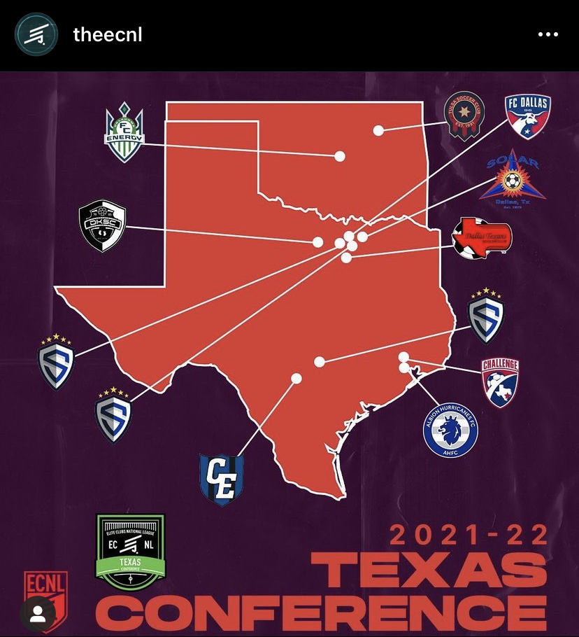 Texas ECNL Final Club Standings (2020-21) - Page 2 3ee7e910